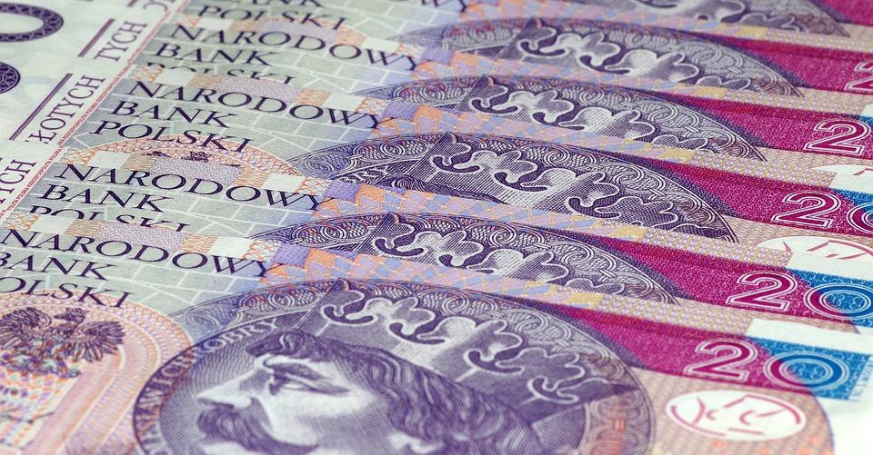 bankovky polské
